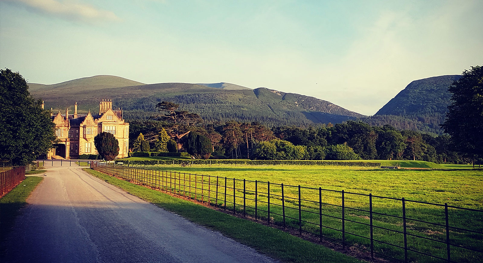 Muckross House and Gardens, Killarney, Co. Kerry